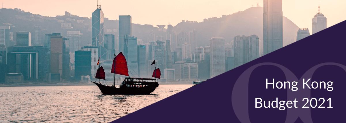 Hong Kong Budget 2021